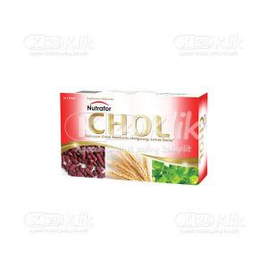 NUTRAFOR CHOL TAB 20S
