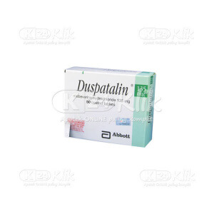 DUSPATALIN 135MG TAB 50S