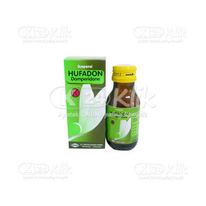 HUFADON SYR 60ML