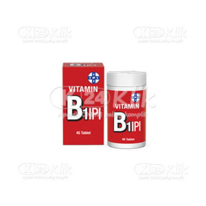 VITAMIN B1 IPI 45'S/TUBE
