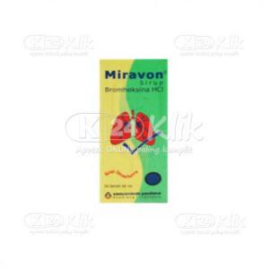 MIRAVON SYR 60ML