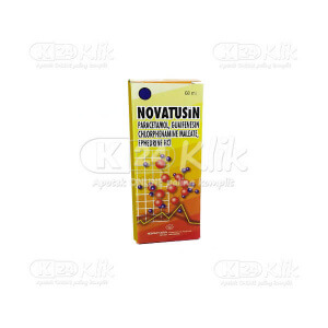 NOVATUSIN SYR 60ML