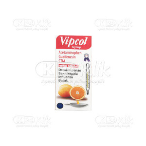 VIPCOL SYR 60ML