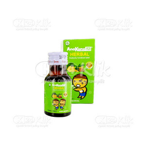 ANAKONIDIN HERBAL SYR 30ML