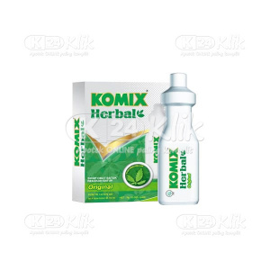 KOMIX HERBAL TUBE 4S