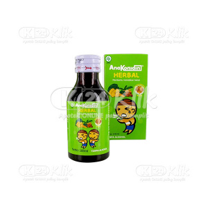 ANAKONIDIN HERBAL SYR 100ML