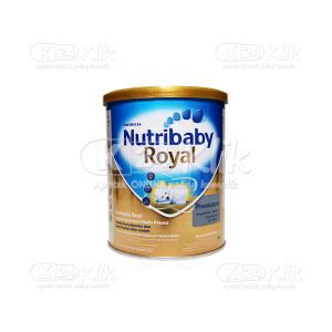 NUTRIBABY PREMATURE 400G