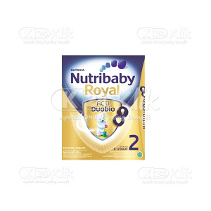 NUTRIBABY 2 ROYAL BOX 400G