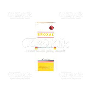 BROXAL 15MG/5ML ANAK SYR 60ML