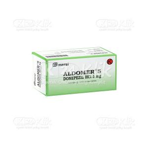 ALDOMER 5MG TAB 30S