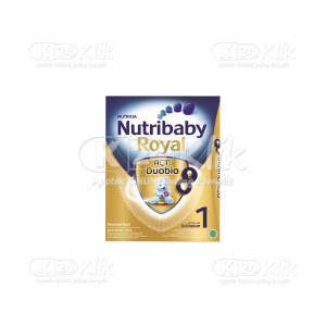 NUTRIBABY 1 ROYAL BOX 400G