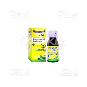 REXCOF PLUS SYR 60ML