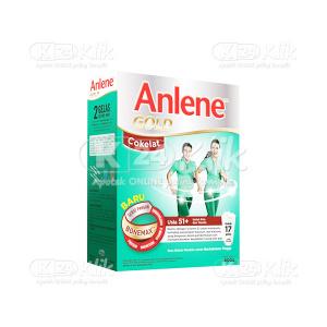 ANLENE GOLD COKLAT 600G