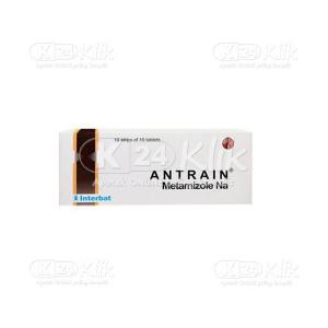 ANTRAIN TAB 500MG