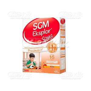 SGM EKSPLOR SOYA MADU 700G