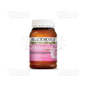 BLACKMORES PREGNANCY BREAST FEED GOLD SOFTCAP 180S
