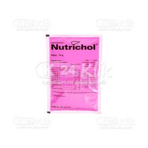 NUTRICHOL SACH 30S