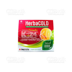 HERBACOLD TABLET STRIP