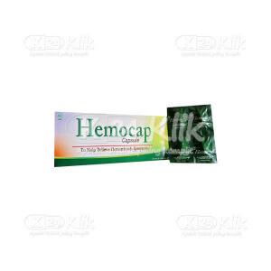 HEMOCAP TAB STR 4S