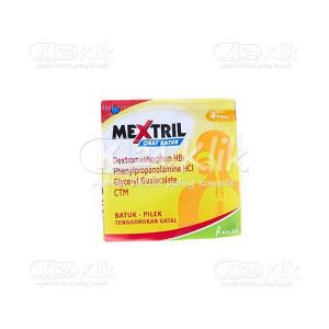MEXTRIL TAB STR 25S