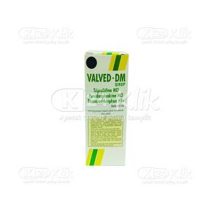 VALVED DM SYR 60ML