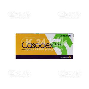 CASODEX 50MG TAB 28S