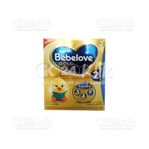 BEBELOVE GOLD 2 6-12BLN 360G BOX
