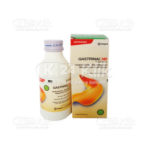 GASTRINAL HD SUSP 120ML