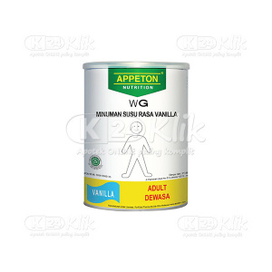 APPETON WEIGHT GAIN DWS VANILA 450G