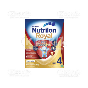 NUTRILON 4 ROYAL SOYA VANILA 350G
