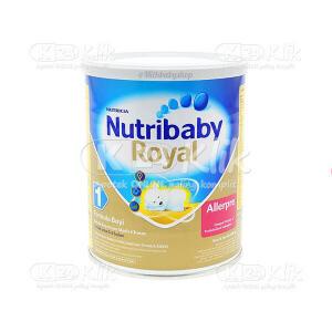 NUTRIBABY 1 ROYAL ALLERPRE 400G