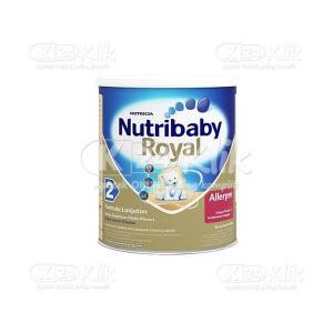 NUTRIBABY 2 ROYAL ALLERPRE 400G (KLG GOLD)