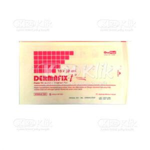 DERMAFIX T PLESTER 10X20CM