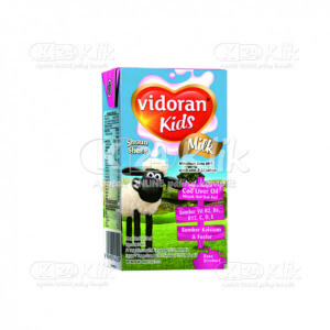 VIDORAN KIDS MILK STRAWBERRY CAIR 115ML