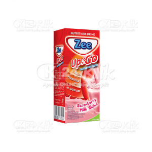ZEE RTD STRAWBERRY 200ML