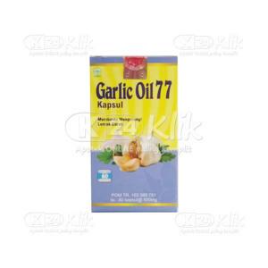 GARLIC OIL CAP 60S