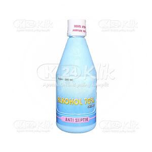 ALKOHOL 70% SEINO 285ML