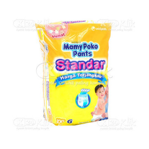 MAMY POKO PANTS STD TP XXL