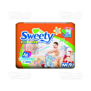 SWEETY FIT PANTS M 9S