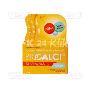 BIOCALCI 72 TAB 30S