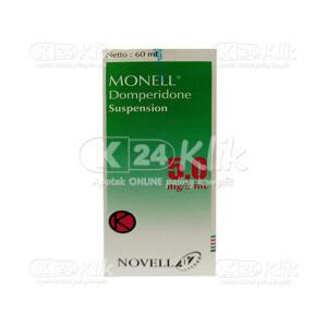 MONELL 5MG/5ML SYR 60ML