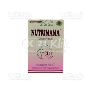 NUTRIMAMA 1 SOFTCAP 15S BTL