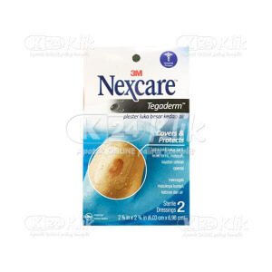 NEXCARE TEGADERM COVER PROTECT 2S