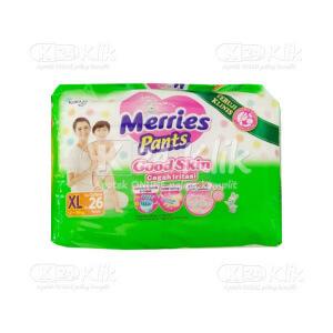 MERRIES PANTS GOOD SKIN XL 26S