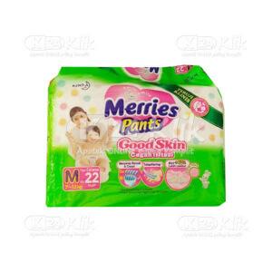 MERRIES PANTS GOOD SKIN M 22S