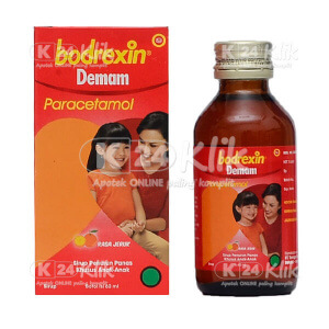 BODREXIN DEMAM SYR 60ML