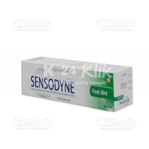 SENSODYNE FRESH MINT FLOURIDE 100G