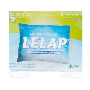 LELAP CAPL 4S STRIP 25S