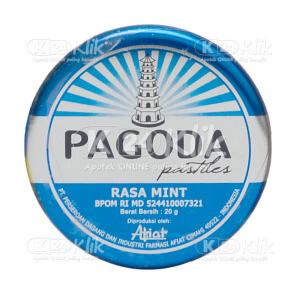 PAGODA PERMEN MINT 20G