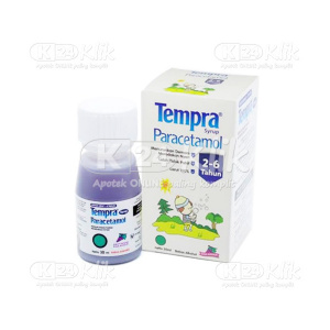 TEMPRA SYR 30ML